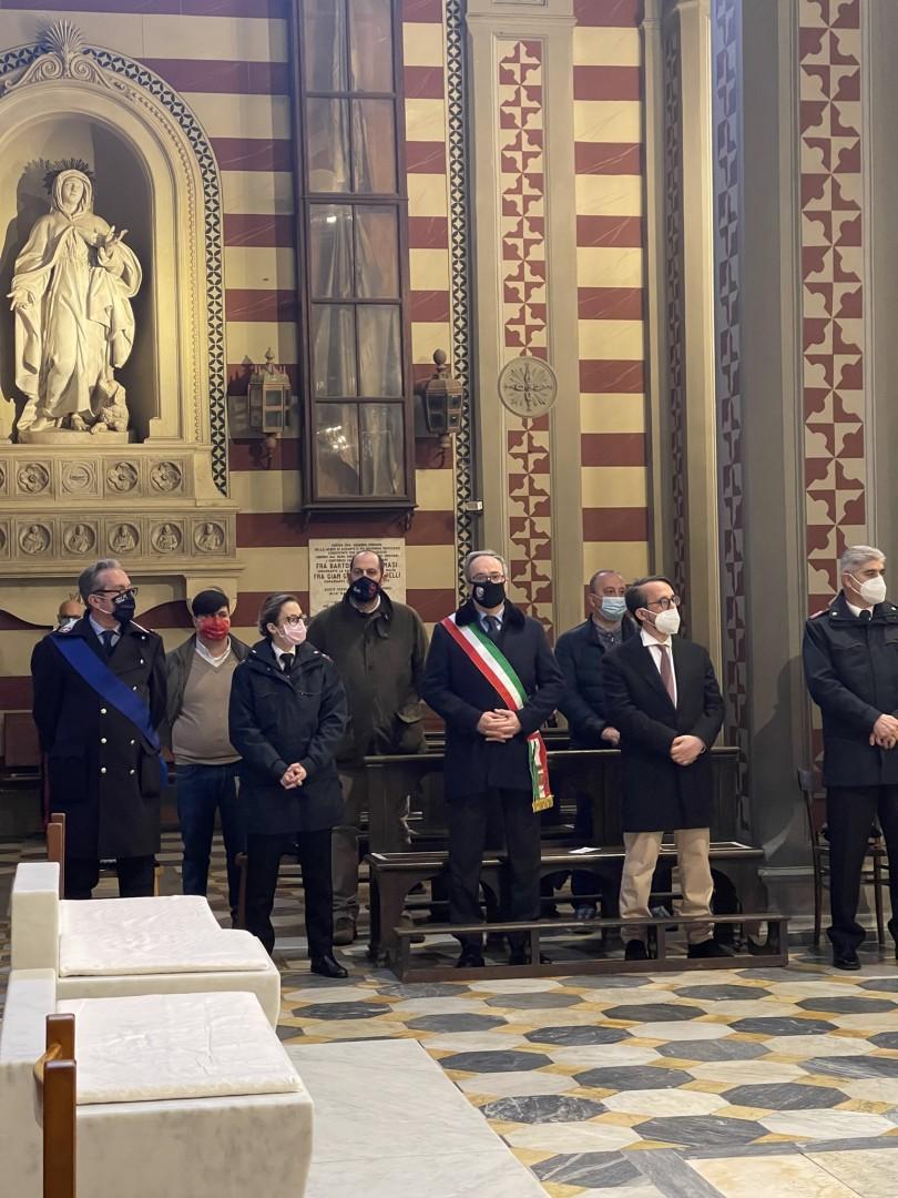 Cortona e la Valdichiana affidate alla Protezione di Santa Margherita