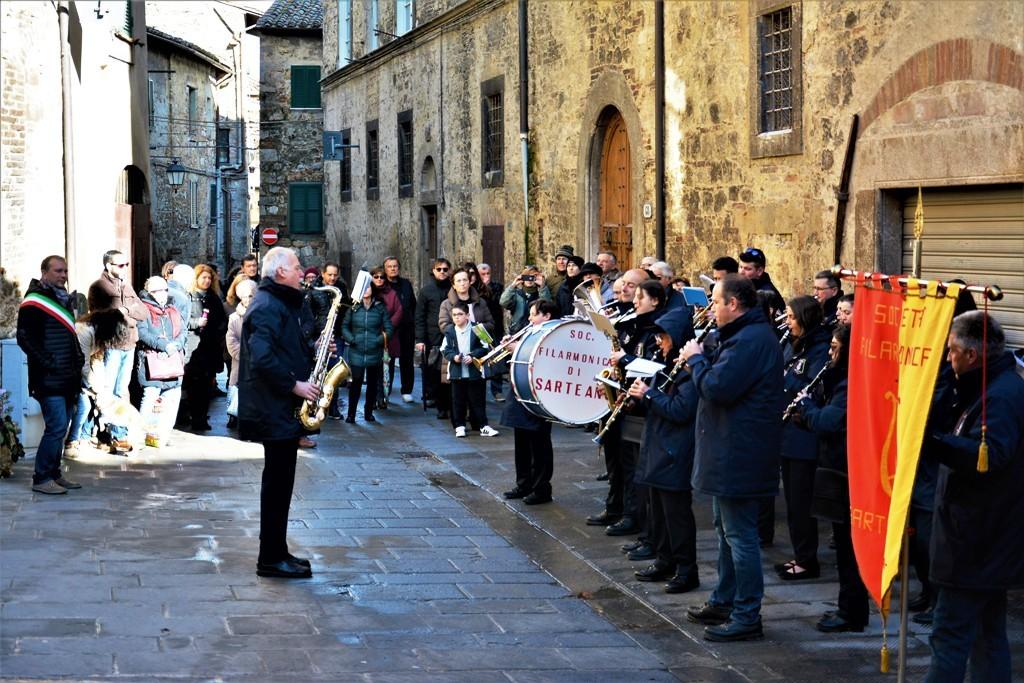 Due importanti strade rinnovate a Sarteano