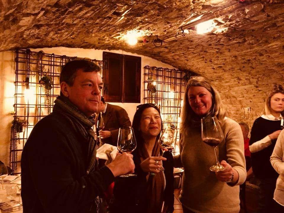Anteprime di Toscana e Buy Wine: successo per i vini di Cortona degustati anche da Sting