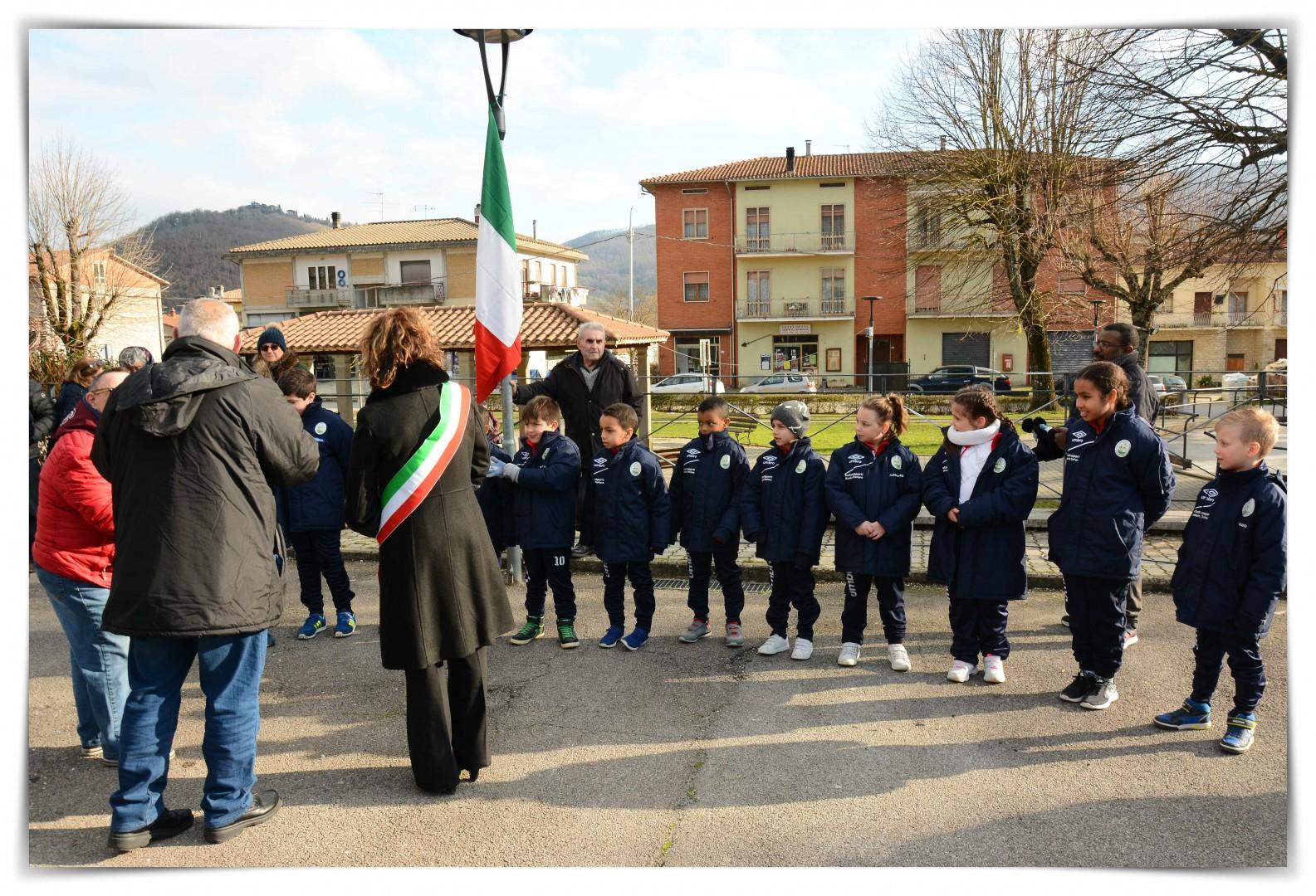 Una piazza per Don Antonio - le foto della giornata