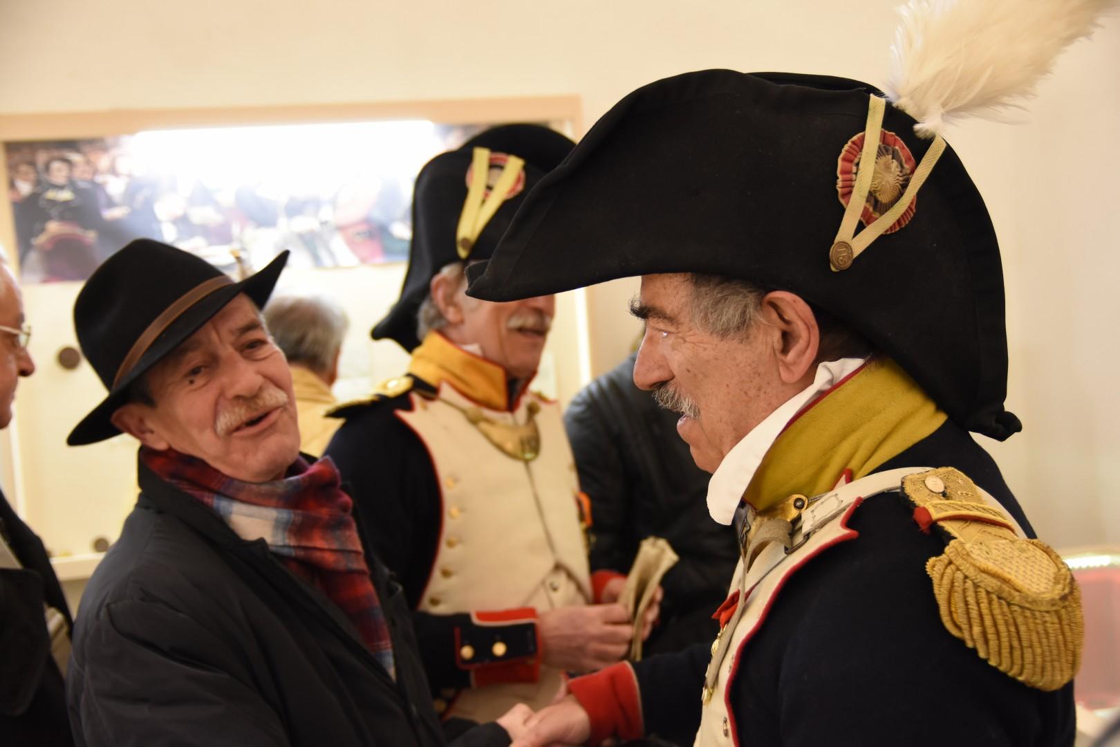 Inaugurato il Museo Medagliere dell'Europa Napoleonica