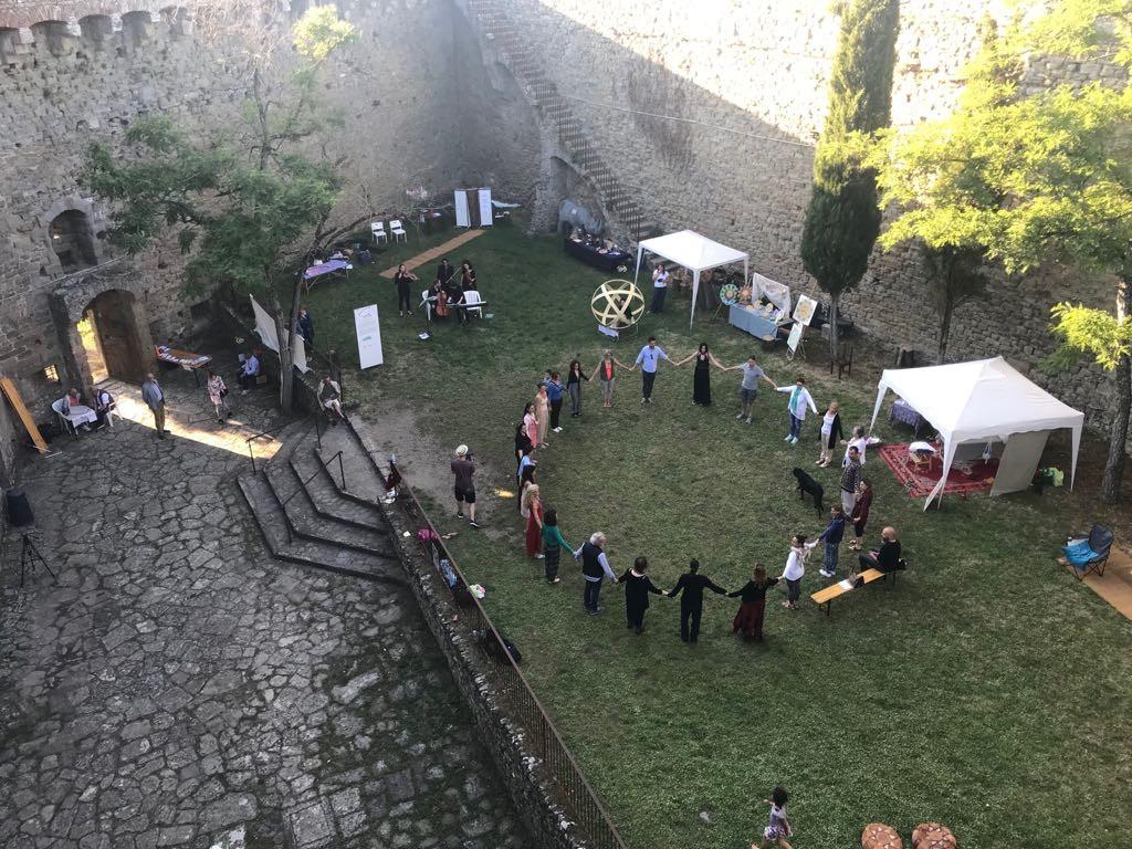 Successo per Salus  alla Fortezza del Girifalco