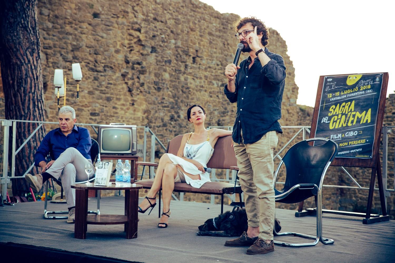 """La Sagra del Cinema è diventata grande. Applausi di """"pubblico e critica"""" per la kermesse cinegastronomica di Castiglion Fiorentino"""