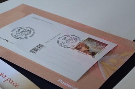 Annullo postale speciale per Festa Santa Margherita