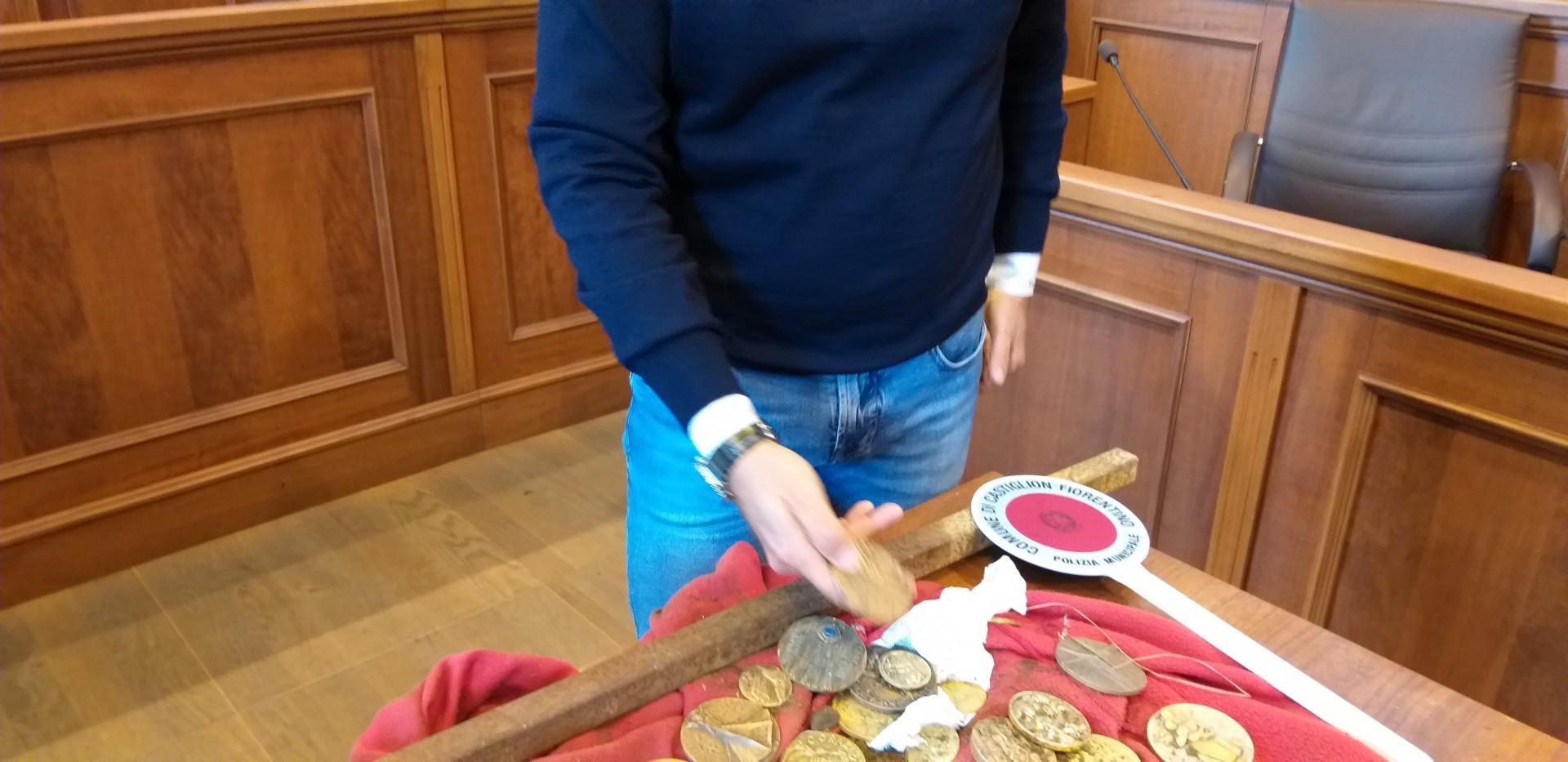 Solo 4 giorni d'indagine per individuare gli autori del furto ai danni del Sistema Museale Castiglionese