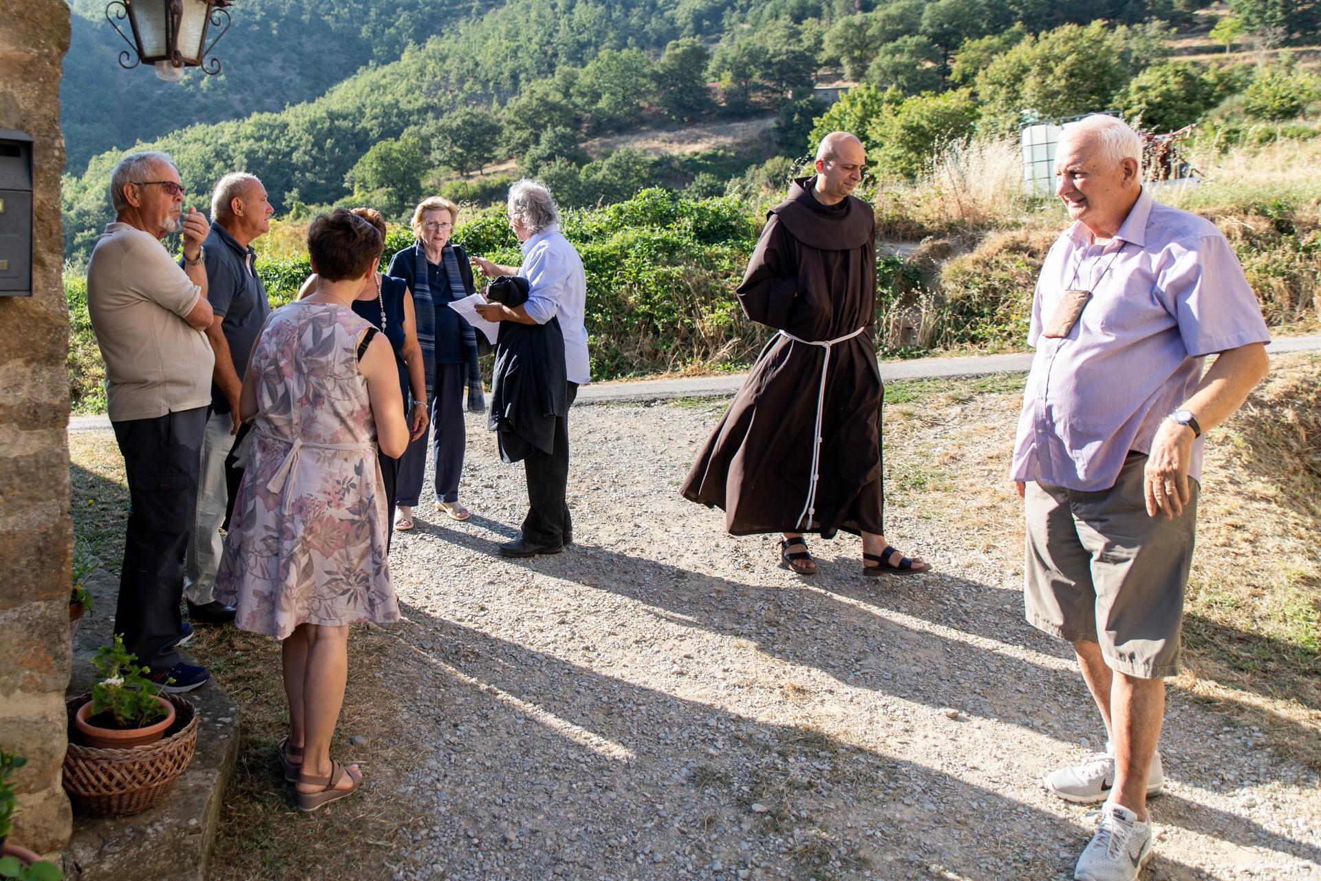"""Ritorno a Casale 2018, detto anche """"l'arduno dei casalesi cortonesi"""""""