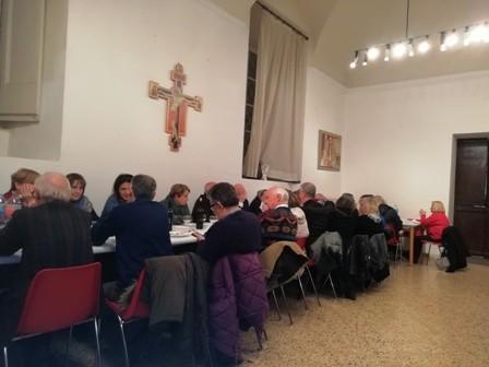 Cortona unita ricorda don Antonio Mencarini.
