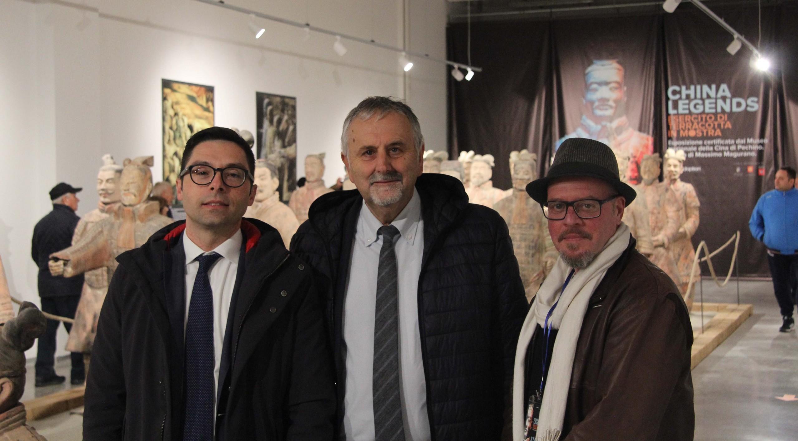 """""""China Legends"""" -   L'Esercito di Terracotta  in mostra l'Ottava meraviglia del Mondo"""