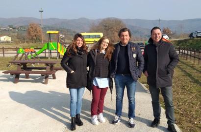 """Inaugurato un nuovo parco castiglionese.: """"Parco del Cilone"""""""