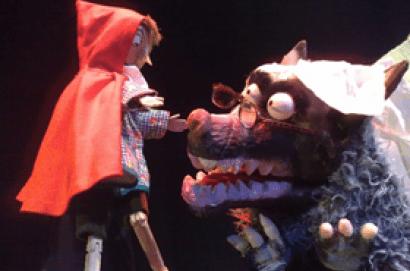 """Spettacolo """"Se Pinocchio fosse Cappuccetto Rosso"""""""