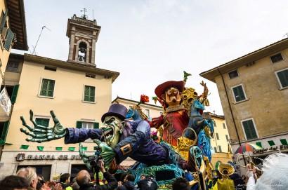 """Carnevale di Foiano: domenica la """"scoriandolata"""" da record"""