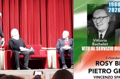 Sinalunga ricorda Vittorio Bachelet e Pierasanti Mattarella