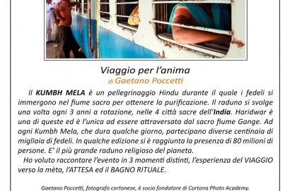 """""""Viaggio per l' anima: la mostra fotografica di Gaetano Poccetti"""