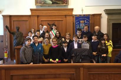 Consiglio comunale dei ragazzi a Castiglion Fiorentino