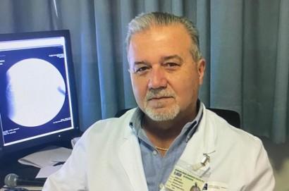 Coronavirus: dichiarato ufficialmente guarito il dottor Morando Grechi dell'AUSL Toscana sud est