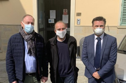 Ortopedia al San Giuseppe, pronta l'equipe del direttore Redi