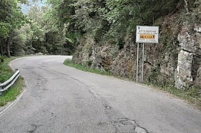 Città al Centro su cartellonistica a Castiglion Fiorentino per ciclisti