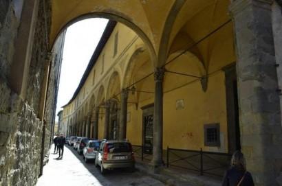 Urge progettualità per l'Antico Ospedale di Cortona