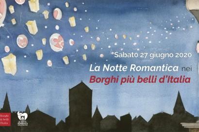 A Lucignano La Notte Romantica nei borghi più belli d'Italia