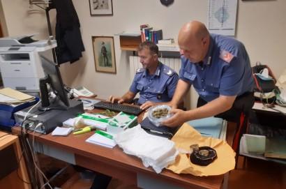 Blitz antidroga dei Carabinieri di Cortona: 2 arresti ed 11 denunce per spaccio