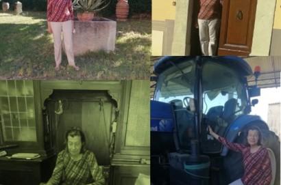 """Patrizia Ferretti: mamma,nonna e """"contadina"""""""