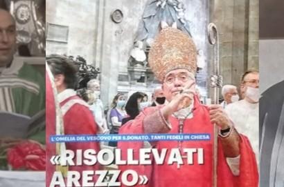 Nuovo parroco a Cortona