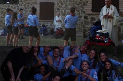 La Route estiva degli Scout di Cortona
