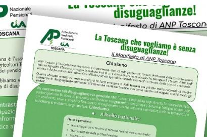 Le richieste dei pensionati della Cia al nuovo governo della Toscana
