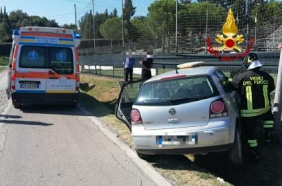 Incidente alla Fratticciola di Cortona