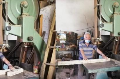 Eugenio Vinerba: il falegname di Borgo Terontola