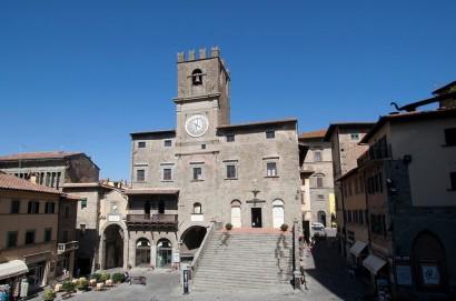 Bandi di concorso, il quadro del Comune di Cortona