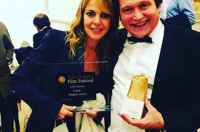 """Riconoscimenti per """"Anna Rosenberg"""", il film girato a Castiglion Fiorentino"""