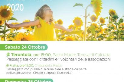 «Puliamo il mondo» a Cortona