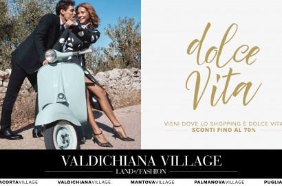 Valdichiana Village: dopo 15 anni cambia nome la Land Of Fashion toscana