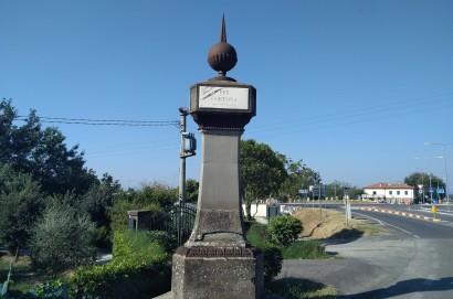 Chiusura della SP 28 nel Comune di Cortona, tra la rotatoria del Sodo e la Fratta.