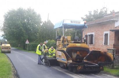 Lavori pubblici a Cortona: messa in sicurezza dell'incrocio di Cignano