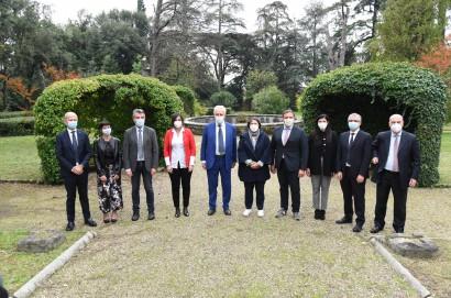 Il presidente Giani ha deciso le deleghe della nuova giunta regionale della Toscana