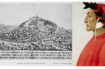 Anche Dante venne a Cortona da Margherita?