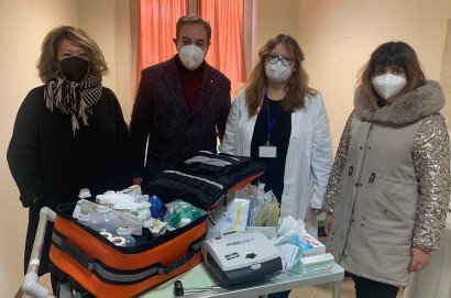 Anche a Monte San Savino al via la campagna di vaccinazione