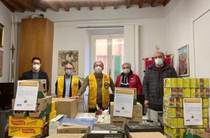 L' Avis di Foiano ringrazia Lions Club Cortona Valdichiana Host