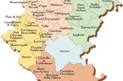 Toscana in zona arancione, ma la Provincia di Arezzo è rossa