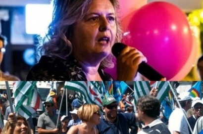 Una donna alla guida della Cisl aretina: è Silvia Russo .