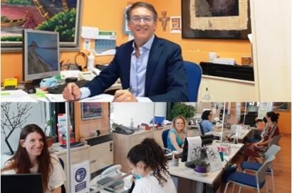 La ripartenza di Nazzareno Adreani, operatore turistico cortonese di fama internazionale