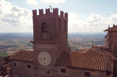 Cortona, la promozione di qualità con il Touring Club