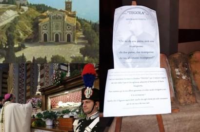 """""""Una tegola per la Basilica di Santa Margherita"""": l'oggi e il domani del Santuario cortonese e del suo convento francescano"""
