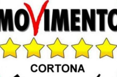 M5 Stelle su mancata partecipazione di Cortona al bando Città Murate