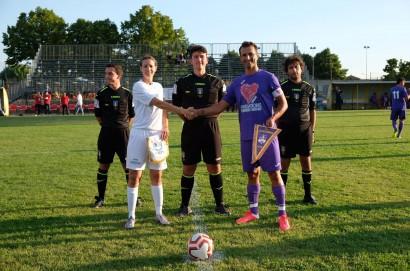 Con Match For Life, inaugurata a Castiglion Fiorentino l'edizione 2021