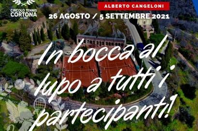 Circolo Tennis Cortona: Primo Memorial Alberto Cangeloni