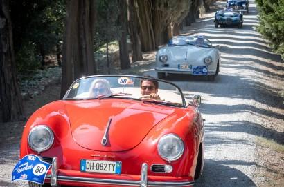Cortona palcoscenico del Gran Premio Nuvolari. Le vetture storiche sfilano in centro sabato 18 settembre