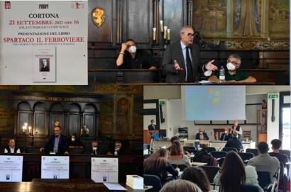 Cortona ha ricordato Spartaco Lavagnini a cento anni dalla sua uccisione